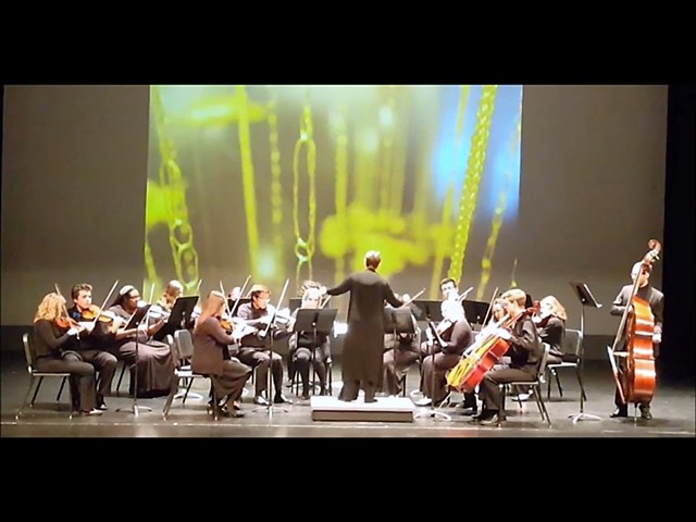 Collaboration with Classical Music  Pieces of Thread