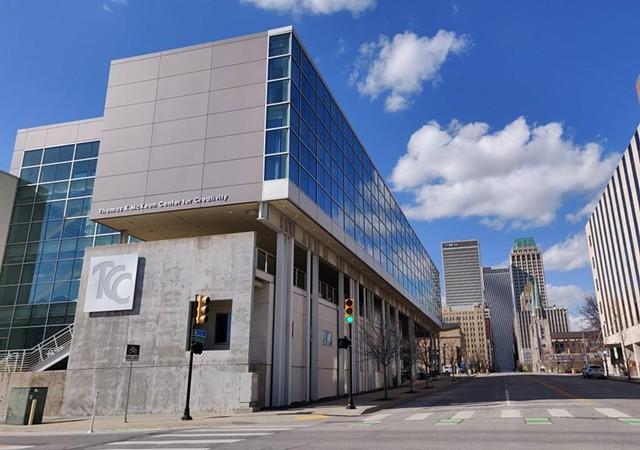 Center for Creativity, Tulsa Community College, Tulsa, OK