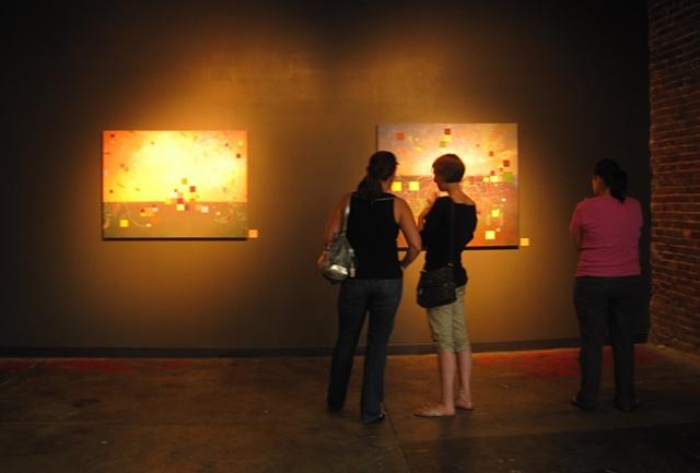 Naked City Gallery, Wichita, KS
