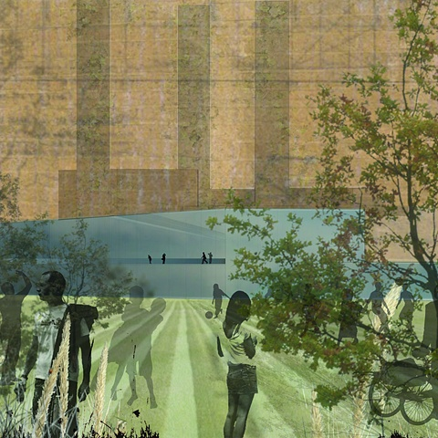 Collage: Reclaiming the Landscape