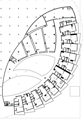 Floor Plan: Level Two