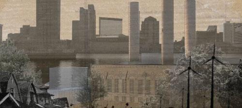 Collage: Site, City, Architecture