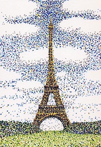 Eiffel Tower (Color)