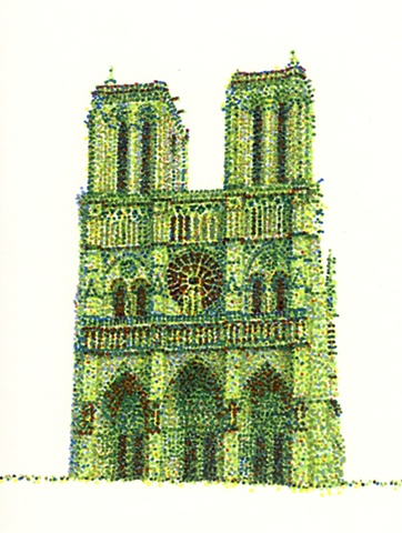 Notre Dame (Green)