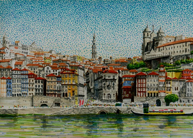 Porto, Portugal waterfront