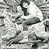 """""""When will we get there Kate?"""" (Martin Heidegger and Kate Bush on a Carousel Ride)."""
