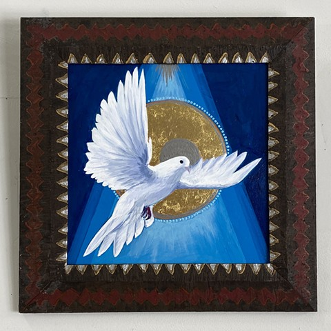 The Holy Spirit as a Dove