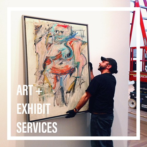 ART+EXHIBIT SERVICES