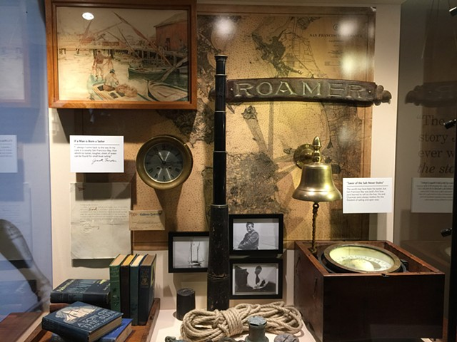 mountmaker, installer, Jack London Museum, CA