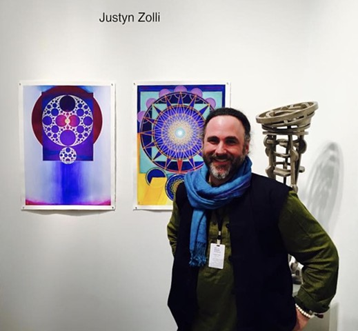 Exhibiting at  Art on Paper Contemporary Art Fair, New York City