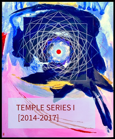 PAINTINGS:TEMPLE SERIES I