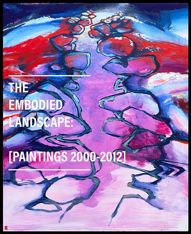 PAINTINGS:EMBODIED LANDSCAPE SERIES