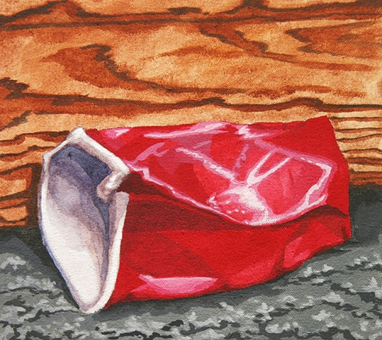 painting, contemporary painting, still life painting, still life, art, fine art, garbage, gregory beise, greg beise, contemporary painting, art history, NY painting, fine art painter