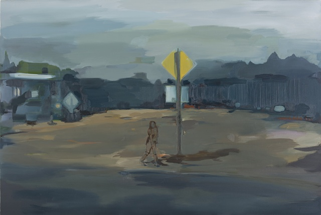 Untitled (Side of the Road)