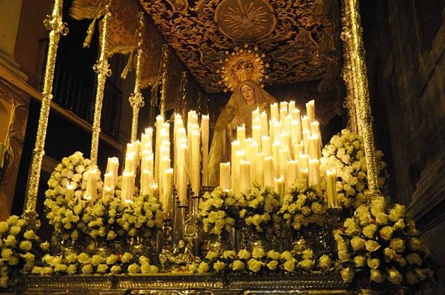 Semana Santa, Granada, Spain