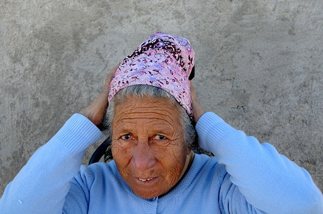Abuelita, Palomas, Mexico
