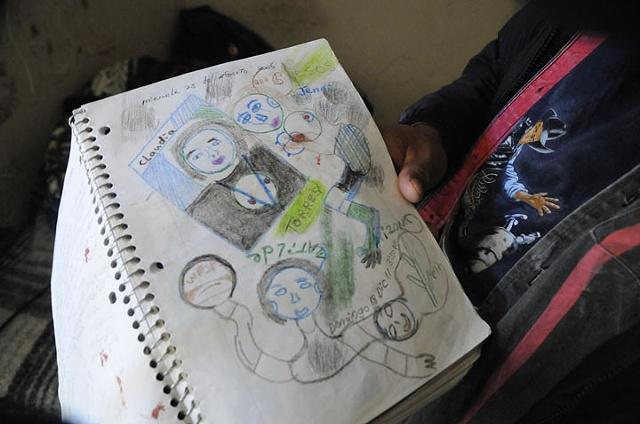 Benito's art.