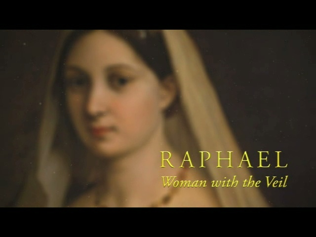 Raphael - Woman with the Veil (excerpt)