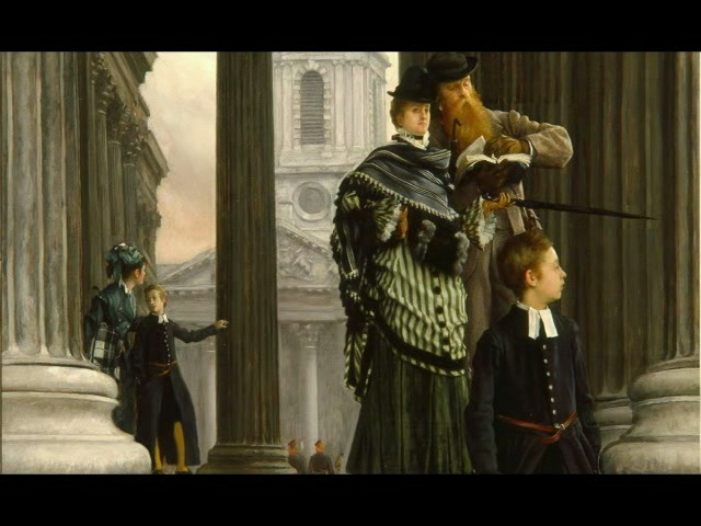 "Art Lives Here with Barbara Brown Lee: James Tissot, ""The London Visitors"" (excerpt)"