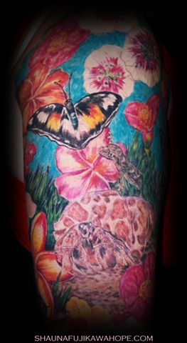 All Rights Reserved By Shauna Fujikawa Hope Tattoos & Art - Guam