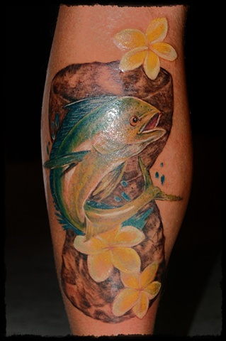 All Rights Reserved By Shauna Jean Fujikawa Hope Tattoos & Art - Mahi