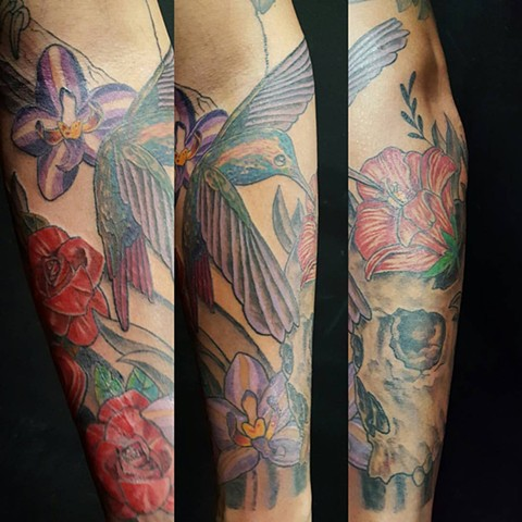 All Rights Reserved By Shauna Fujikawa Hope Tattoos & Art - Puerto Rico