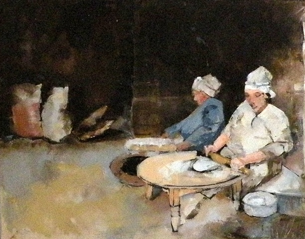 The Lavash Makers