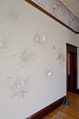 Entangled Introductions Installation shot 3
