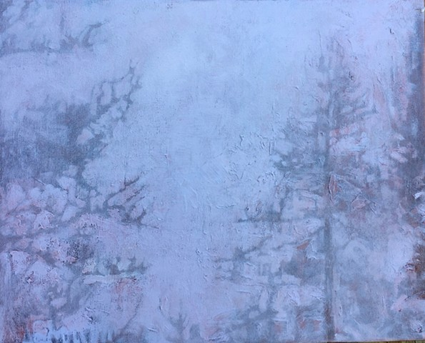 Virtual Winter Paintings
