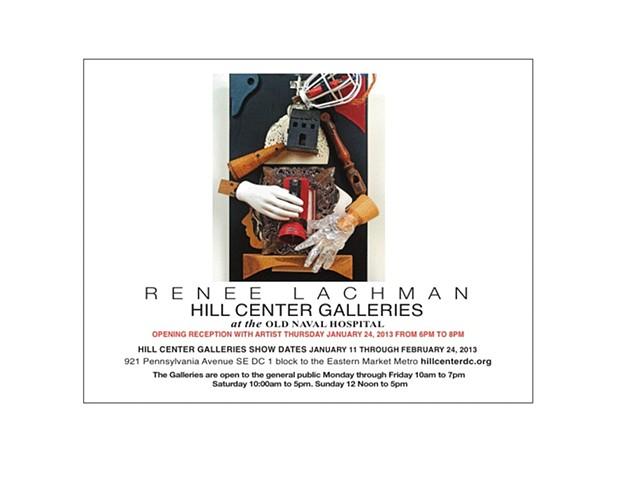 Hill Center Galleries