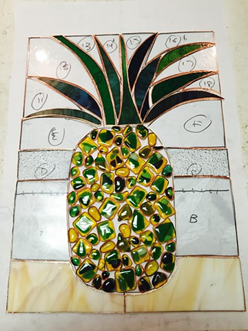 Pineapple Work in Progress