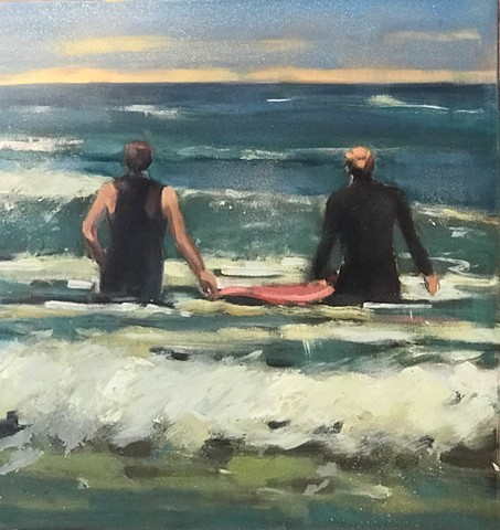 """Morning Surf"""