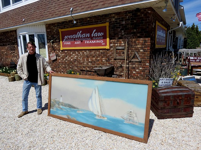 Jonathan Law Fine Art Framing & Gallery (click here to see more art)