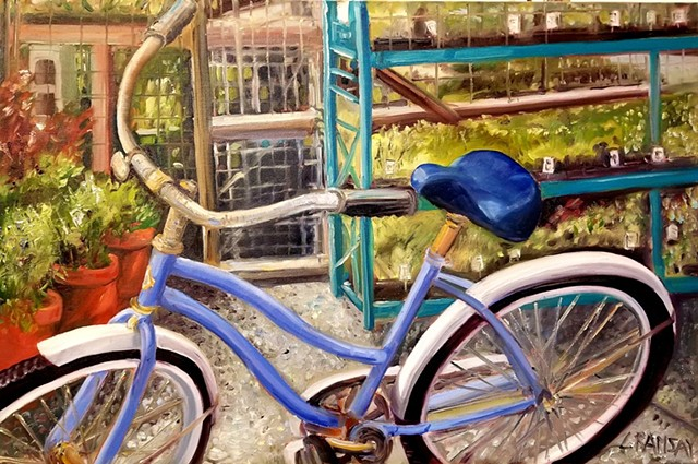 Country Corner Bike -SOLD