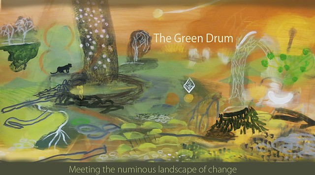 The Green Drum - Shamanic services