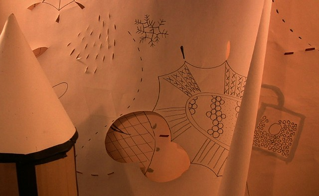 VIDEO - Cone's Progress part 3: 2013 Inside The Big Drawing