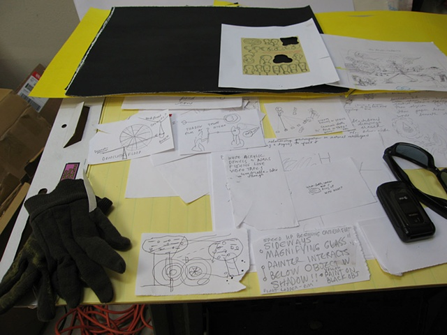 Story Board forpollination