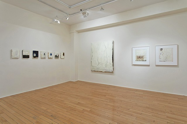 """inside/outside"" installation view Littlejohn Contemporary, NY"