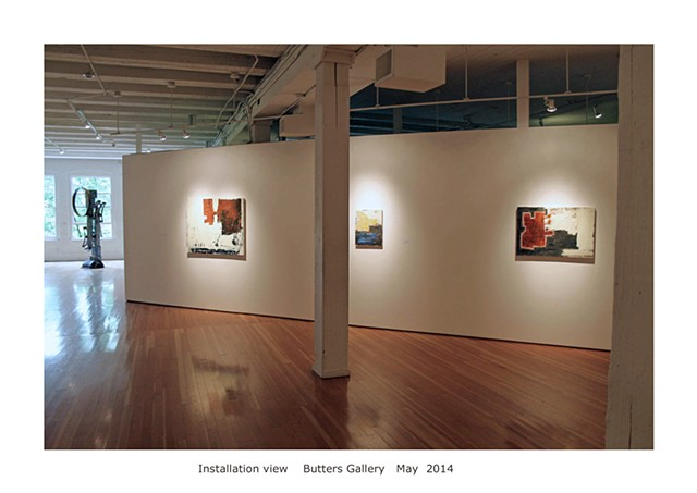 Butters Gallery    May 2014