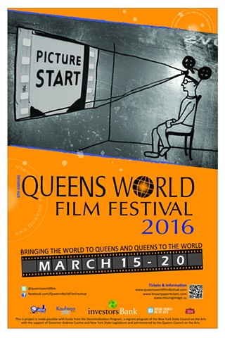 HOPPLA!!! (animation by E.F.) to premiere at Queens World Film Festival 2016