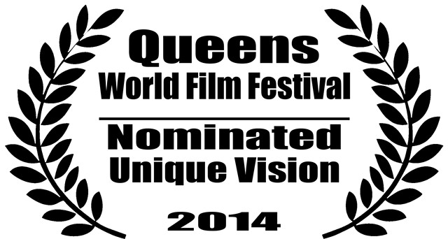 QWFF 2014 Unique Vision Award Nominee, Laurels