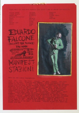 event poster, 1992