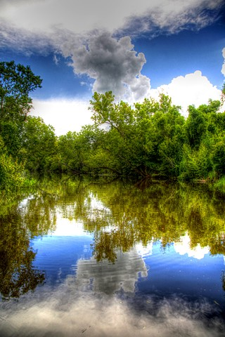 """Bayou Reflections"""