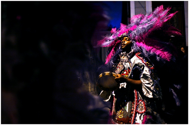 Mardi Gras Indians, St Joseph's Night, Indians, New Orleans, New Orleans Indian