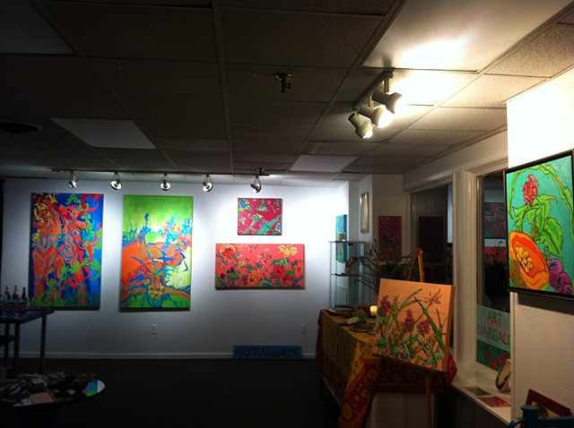 A Night of Art & Beaujolais @ Fraser Street Gallery, State College, PA
