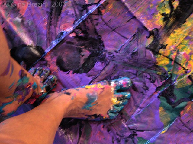 Dance Project: Purple Dance