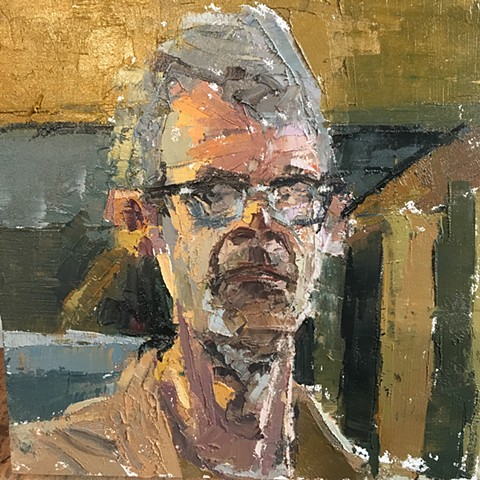 Self-Portrait w/Glasses