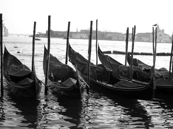 Gondole, Piazza San Marco, Venezia