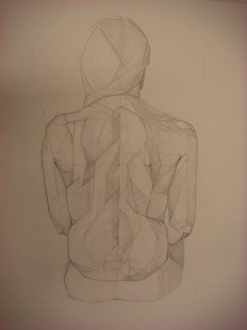 Dana (back study)