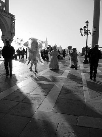 Carnevale: Sole e Luna, Piazza San Marco, Venezia